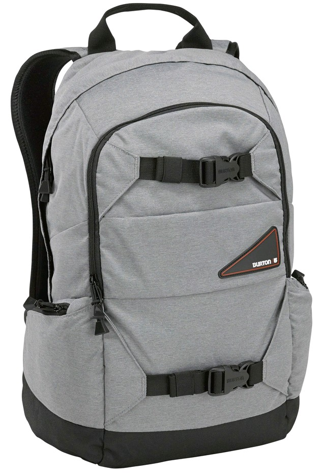 Burton DAY HIKER 20L PEWTER HEATHER