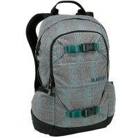 Burton DAY HIKER 20L WMN-MISTY TIDAL PLAID