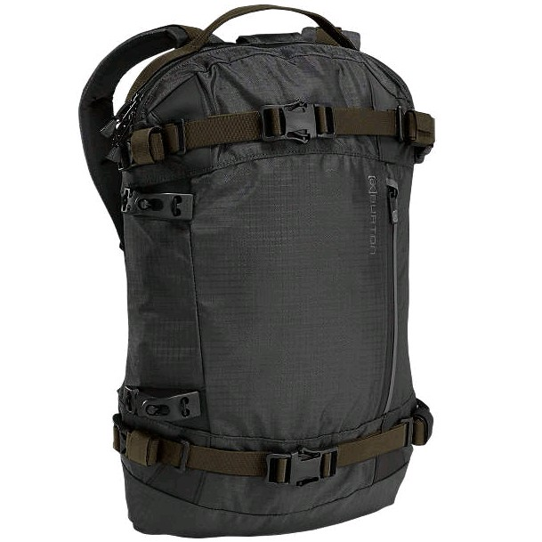 Burton AK 15L PACK TRUE BLACK