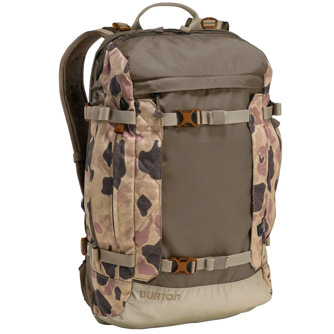 Burton RIDERS 25L DUCK HUNTER CAMO - batoh